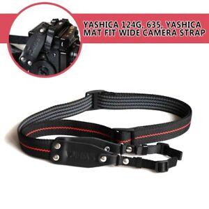 Adjustable-Yashica-Mat-Fit-Wide-Camera-Strap-Neck-Strap-for-Yashica124G-635