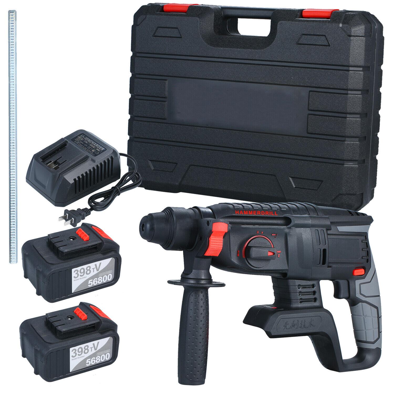 NEW Hitachi DH18DL Cordless 18V SDS Hammer Drill 18 Volt Hammerdrill DH 18DL  RB