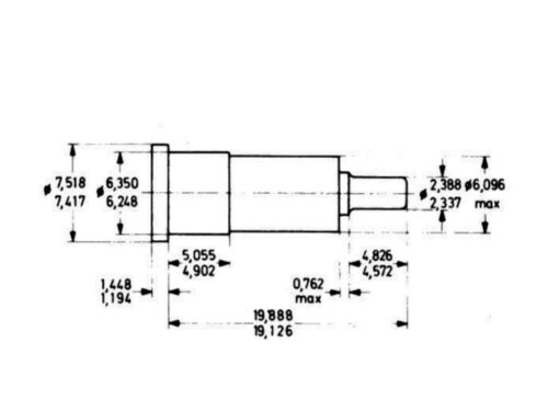 Detektor Diode 3Stück NEU 3x TELEFUNKEN Mikrowellendiode TFK OA120 UHF