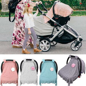 Image is loading Universal-Baby-Stroller-Sunshade-Newborn-Car-Seat-Canopy- & Universal Baby Stroller Sunshade Newborn Car Seat Canopy Pushchair ...