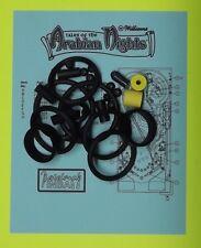 1996 Williams Tales of the Arabian Nights TOTAN rubber ring kit