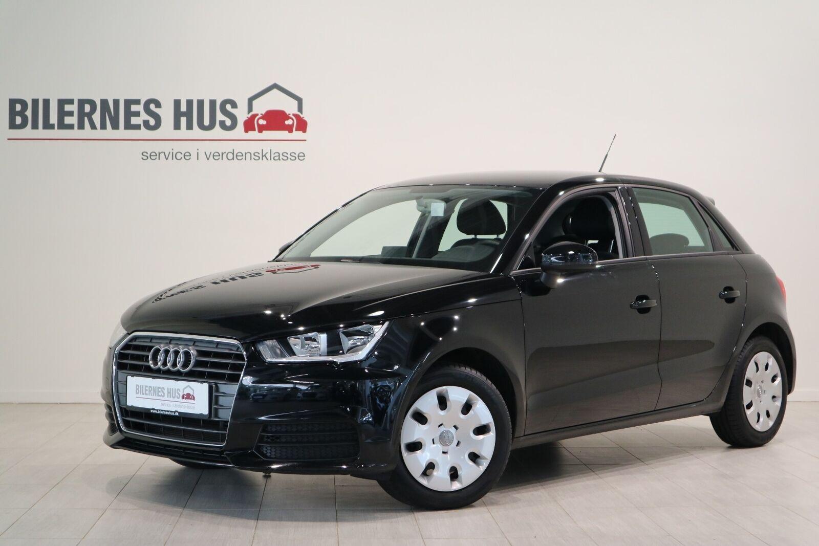 Audi A1 Billede 3