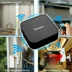 UK-Original-Sonoff-RF-Bridge-433mhz-Wifi-Remote-Smart-Switch-Timer-Smart-Home