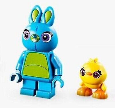 Lego Toy Story 4 Bunny and Ducky Minifigures 10771