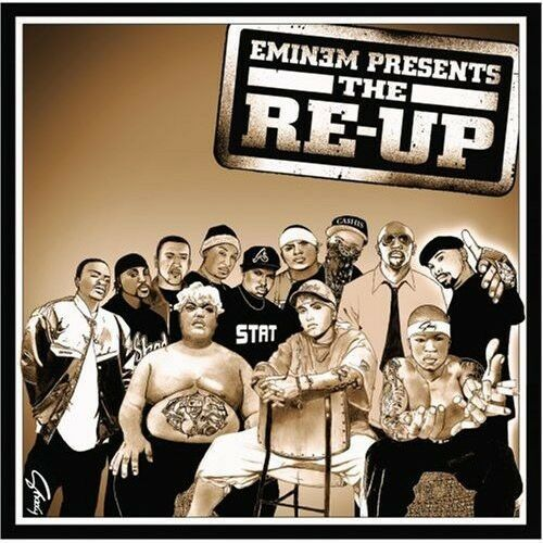 1 of 1 - Eminem - Eminem Presents the Re-Up [New CD] Clean