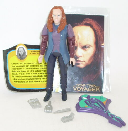 Star Trek Action Figures YOUR CHOICE Playmates DS9 Voyager STNG Generation