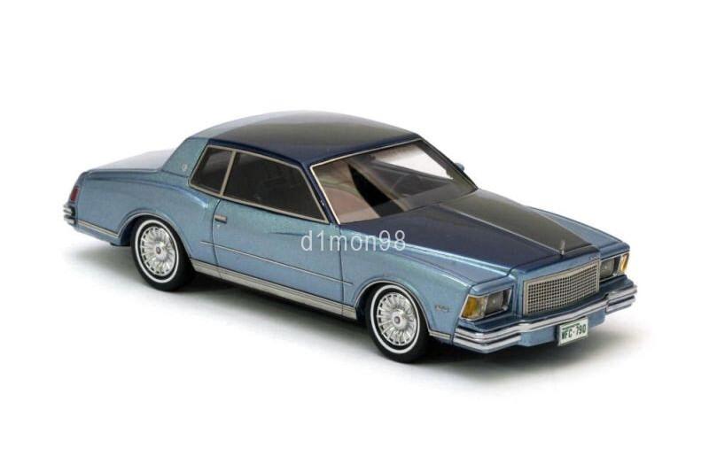 descuento Chverolet Monte Cochelo Neo Neo Neo Scale Models 1 43 NEO44790  punto de venta de la marca