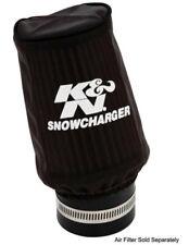 For Your K/&N SN-2530 Filter K/&N SN-2530PK Black Snowcharger Filter Wrap