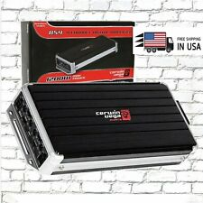 CERWIN VEGA B54 MOTORCYCLE AMP 4 CHANNEL 1200W MAX COMPONENT SPEAKERS AMPLIFIER