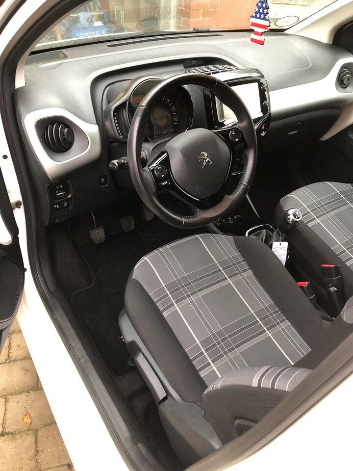 Peugeot 108, 1,0 e-VTi 69 More, Benzin