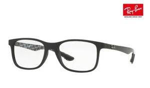14365e08ca7 Image is loading RAY-BAN-Glasses-Frames-RB8903-5263-Matte-Black-