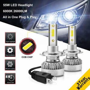 110W-H7-26000LM-Auto-LED-Fari-Lampade-Lampadine-DRL-Kit-Xenon-HID-Bianco-6000K