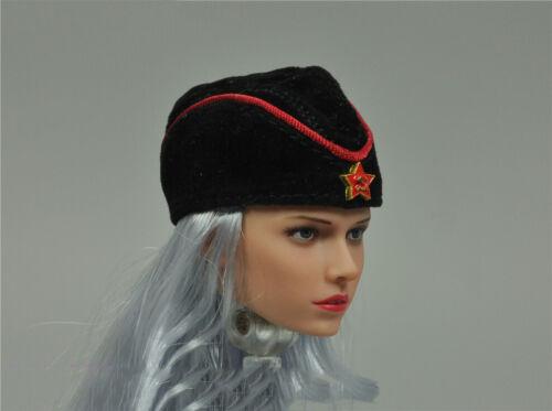 Details about  /Pilotka Cap for FLAGSET FS 73029 Red Alert Soviet Female Officer Katyusha 1//6th