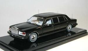 1991 Rolls-royce Argent Éperon Limousine Voiture Modélisme En 1:43 Echelle Par