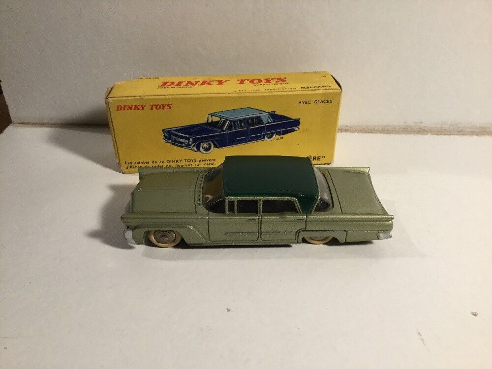 French Dinky Toys Lincoln Premiere No 532 Within Its Original Box