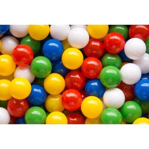 Spielzeug für draußen mit und ohne Bälle ZEBRA Spielzelt Bällebad
