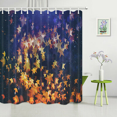 Beautiful castle hall Shower Curtain Bathroom Decor Fabric /& 12hooks 71*71inches