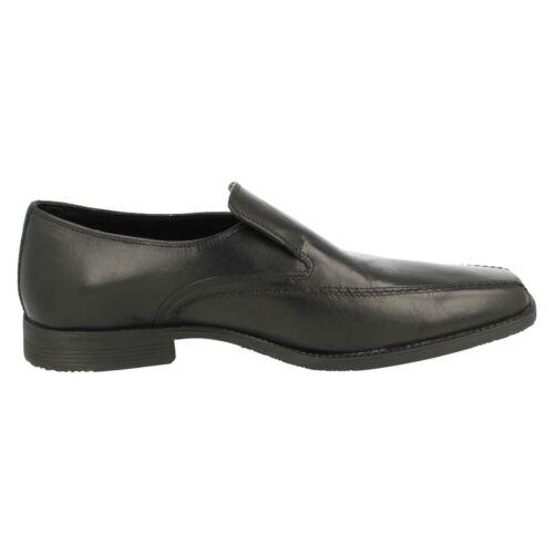 Sin G Zapatos Negros Hombre Out Acre Cordones Ajuste Clarks 8pvxSwxqE