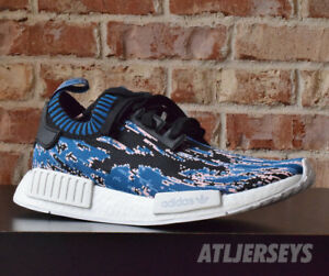 adidas NMD R1 SNS Datamosh 2.0 Blue Night