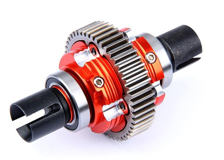 CNC tuttioy completare diff gear  set Fit 1 5 HPI Baja 5B 5T 5SC RC auto PARTS  la migliore selezione di