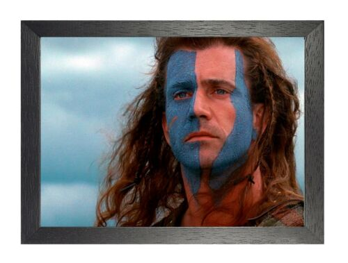 Mel Gibson American Epic War Film Movie Story Scotish Photo Poster Braveheart