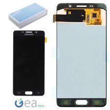 SAMSUNG Display LCD Originale + Touch Screen Per Galaxy A5 2016 SM-A510F Nero