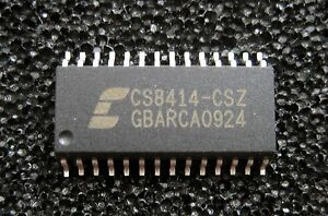 CS8414-Cirrus-Logic-Crystal-Digitalreceiver-CS8414-CSZ-Soic