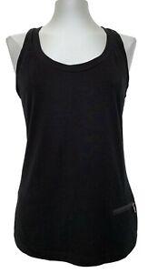 PRADA SPORT BLACK TANK TOP, XL, $325