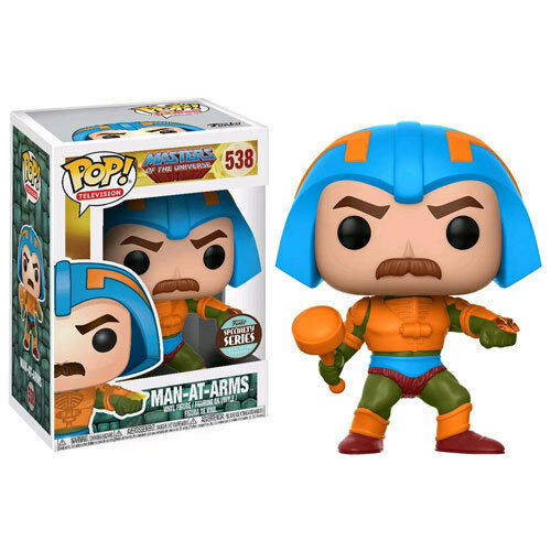 Masters of the Universe Man At Arms Specialty Store Exclusive Pop Vinyl Figure