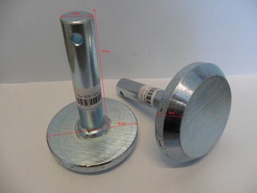 SP-100-70 Ref.Nr. Satz Schleifkufen Passend zu Iseki Schneeschild R Serie