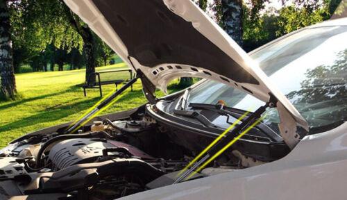 Engine Hood Lift Support Shock Strut Damper 2pcs For Mitsubishi Lancer 2008-2017