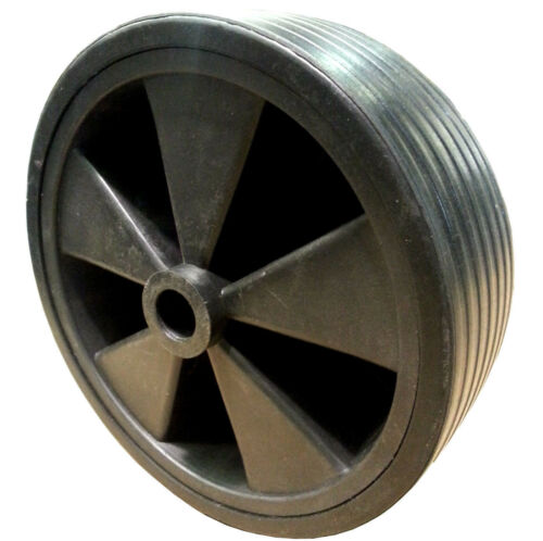 Spare Wheel for Caravan Jockey Wheel Extra Wide Tyre 210 x 75mm MP97552