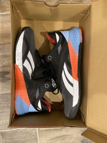 Gently Used Reebok Nano X Men's Training Shoes- Si