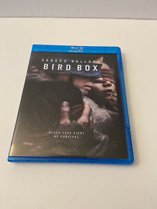 Bird Box Blu Ray Movie 2018 Sandra Bullock New