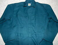 Reed Spruce Green Unlined Coveralls Size 44 X 33