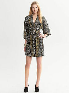 Image Is Loading Nwt 140 Banana Republic Issa Collection Olive Zebra