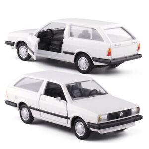 1-43-Vintage-Parati-1983-Die-Cast-Modellauto-Spielzeug-Geschenk-Kinder-Weis