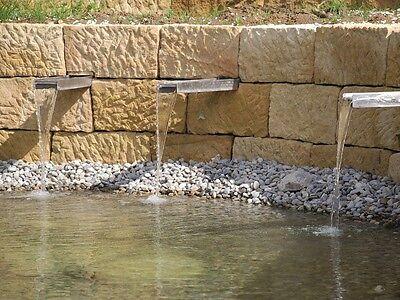 1,3 T Stubensandstein € 300/t Natursteinmauer Kräuterspirale Sandstein Mauerwerk Zu Verkaufen