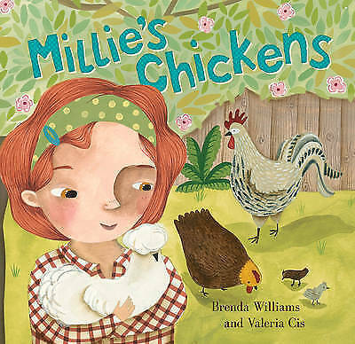 """1 of 1 - """"VERY GOOD"""" Williams, Brenda, Millie's Chickens, Book"""