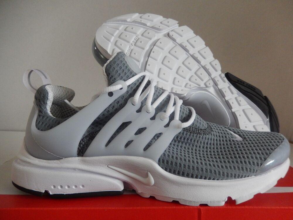 MENS NIKE AIR PRESTO ID COOL de GREY-Blanc Homme  Chaussures de COOL sport pour hommes et femmes b9d0a0