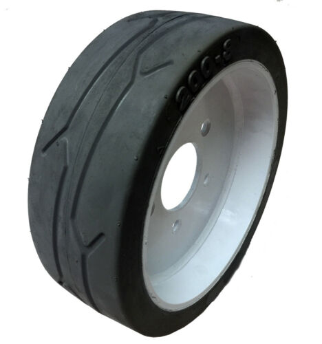 SkyJack 158438 Non Marking Wheel Assembly 3015 3019 3219 w// 60 Day Warr