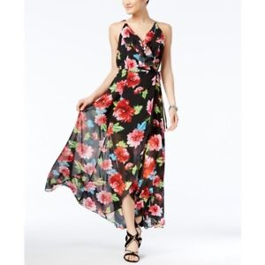 81f440695 XOXO Floral Print Maxi Dress - BRAND NEW WITH TAGS - XL - FREE ...
