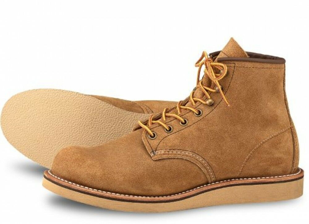 Red Wing Homme Hawthorne Chaussures 2953 Rover Heritage travail Hawthorne Homme Muleskinner Brown 650468