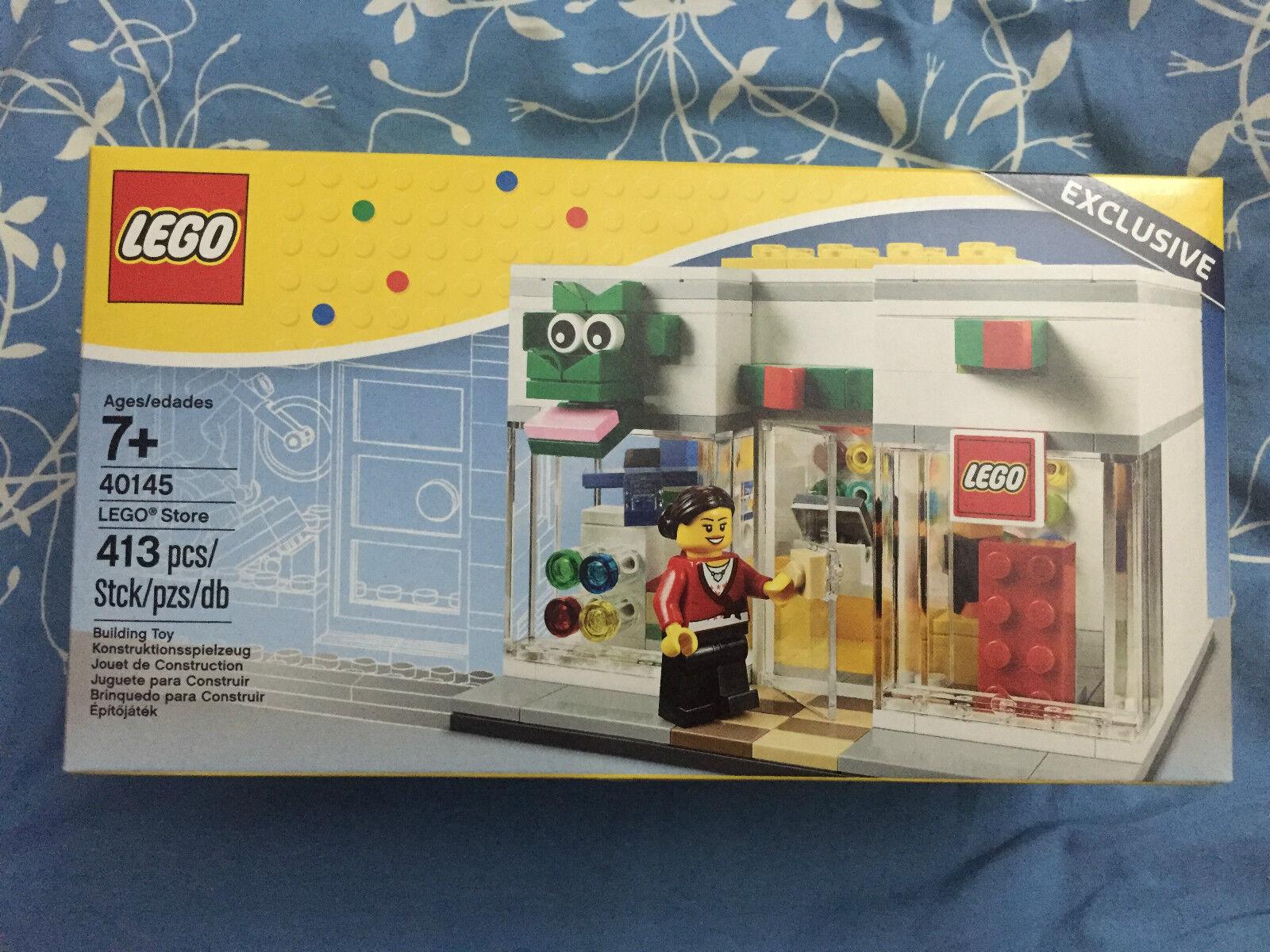 Noël est plein de joie LEGO 40145 Lego Store Exclusive Exclusive Exclusive Neuf Scellée Rare (item 6102479) 01f0e7