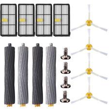 Side Brush Filter Extractor Replenishment Kit for iRobot Roomba 800 870 880 980