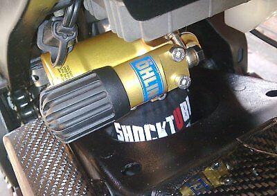 Husqvarna 701 Enduro /& Supermoto R/&G Racing ShocktubeShock Absorber Protector