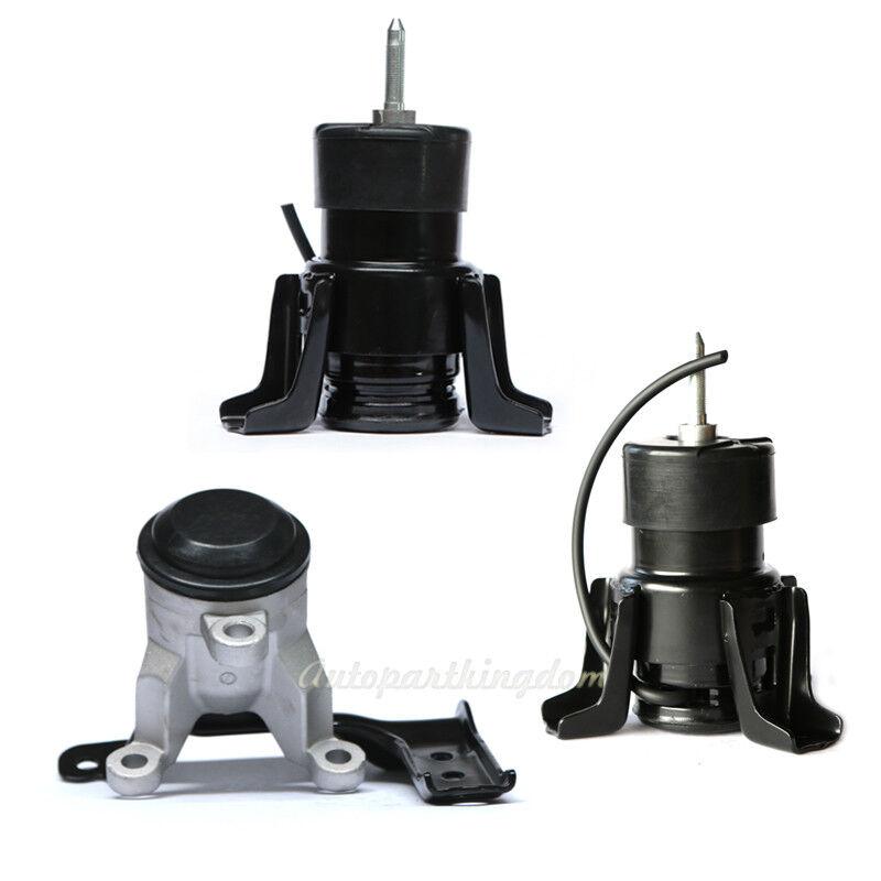 G164 Engine Motor Mount 4354 4355 4356 For 07-13 Nissan