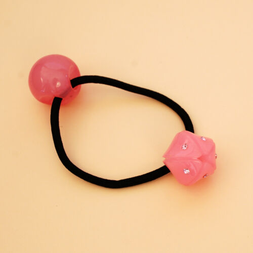 Childrens Bright Color Hair Ties