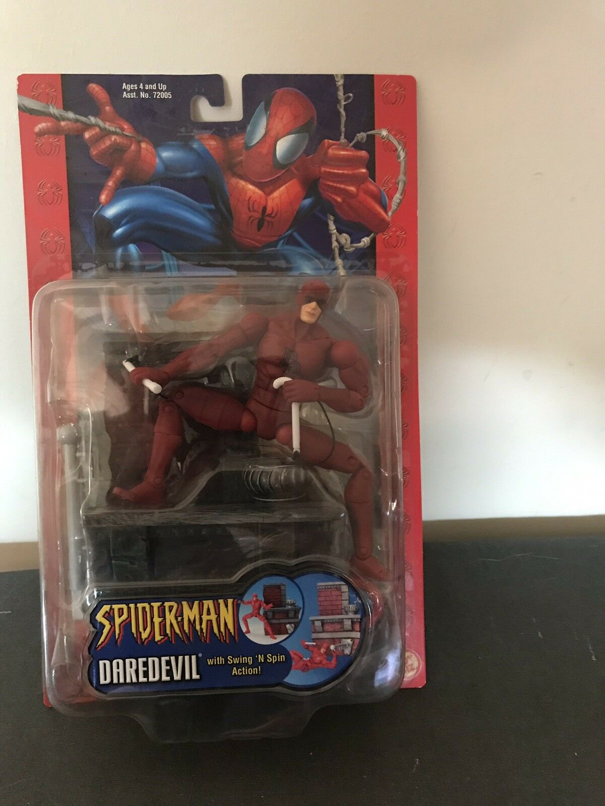 spider - man ,  darotevil  action - figur