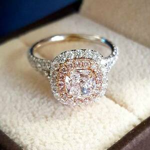 2-10-Ct-Natural-Double-Halo-Split-Shank-Pink-Diamonds-Engagement-Ring